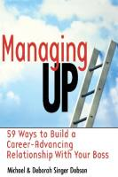 Managing Up book summary