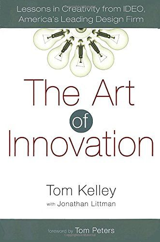 Image of: The Art of Innovation