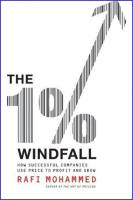 The 1% Windfall book summary