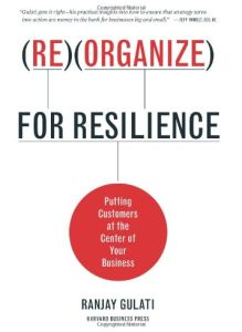 Reorganize for Resilience book summary