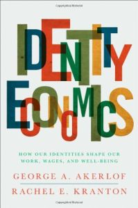 Identity Economics book summary