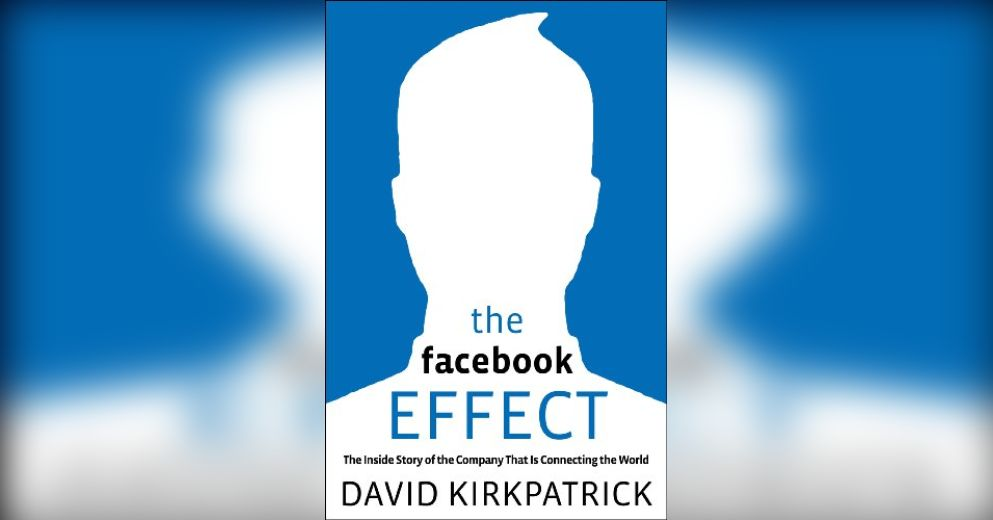"""facebook effect When i heard david kirkpatrick talking about his new book """"the facebook effect: the inside story of the company that is connecting the world"""" on the diane rheim show on npr, i knew i had to pick the book up for myself in fact, as soon as i arrived at my location, i pulled up my amazoncom app ."""
