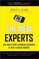 The New Experts book summary