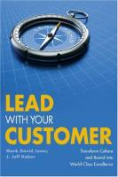 Lead with Your Customer book summary