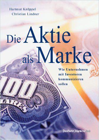 Image of: Die Aktie als Marke