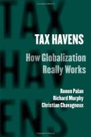 Tax Havens book summary