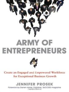 Army of Entrepreneurs book summary