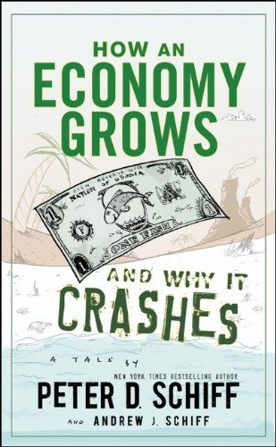Image of: How an Economy Grows and Why It Crashes