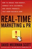 Real-Time Marketing & PR book summary