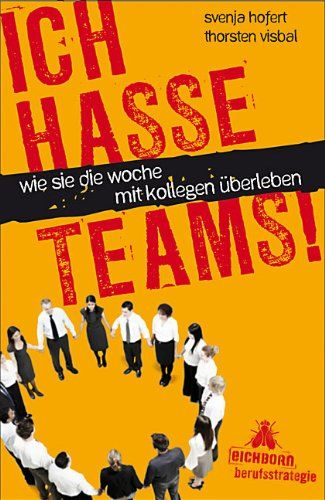 Image of: Ich hasse Teams!