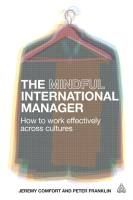 The Mindful International Manager book summary
