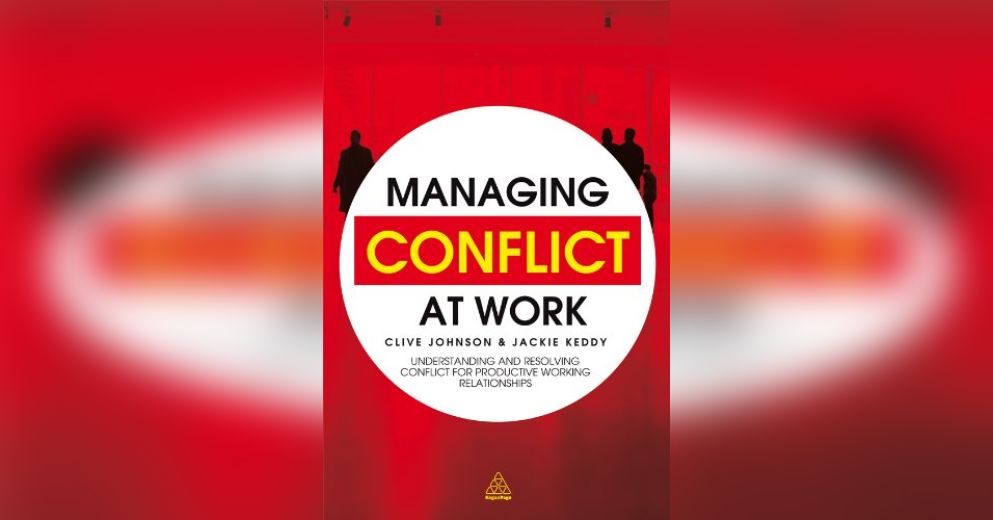 Managing Conflict At Work Free Summary By Clive Johnson border=