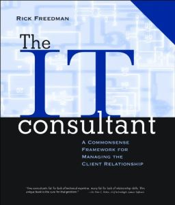 The IT Consultant book summary