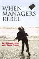 When Managers Rebel book summary