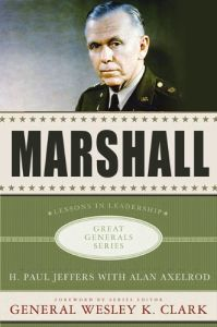 Marshall book summary