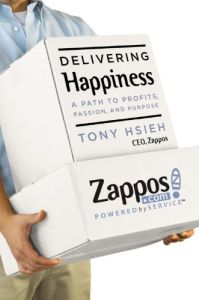 Delivering Happiness book summary