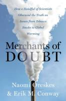 Merchants of Doubt book summary