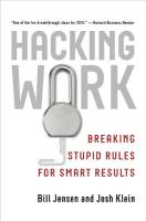 Hacking Work book summary