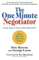 The One Minute Negotiator book summary