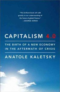 Capitalism 4.0 book summary