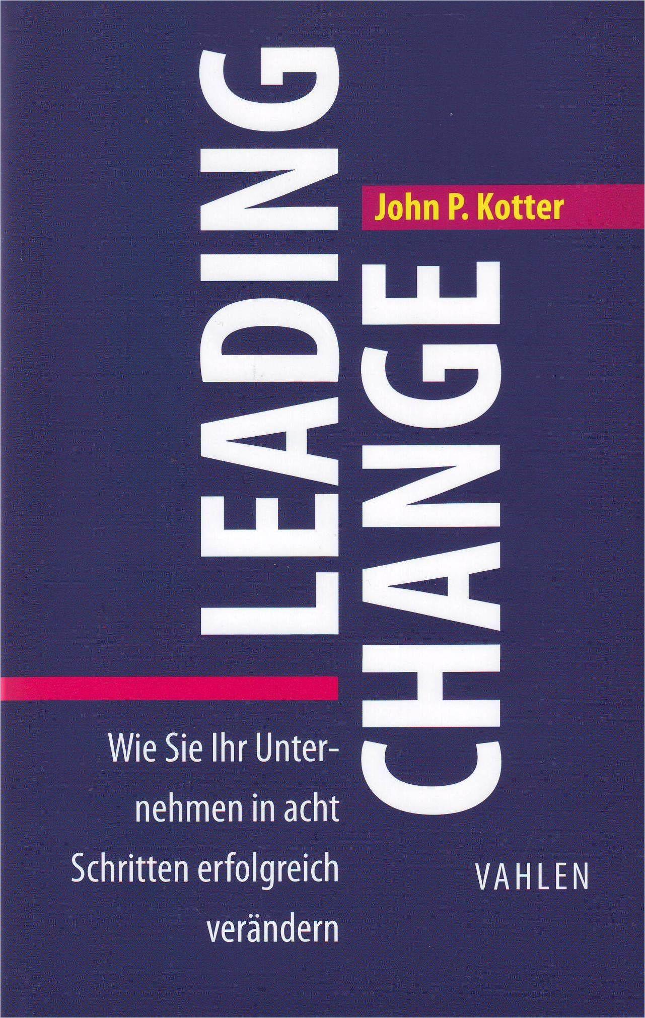 Image of: Leading Change