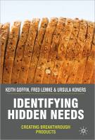 Identifying Hidden Needs book summary