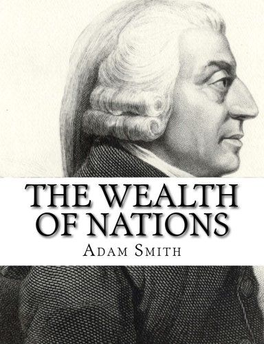 Image of: The Wealth of Nations