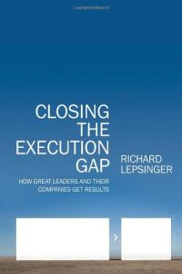 Closing the Execution Gap book summary