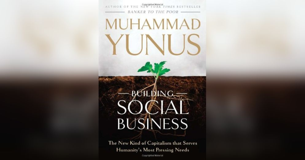 Building Social Business eBook by Muhammad Yunus