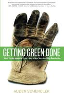 Getting Green Done book summary