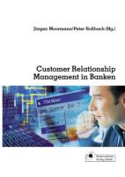Customer Relationship Management in Banken Buchzusammenfassung
