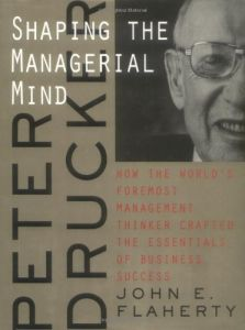Peter Drucker book summary