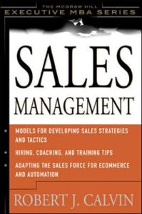 Sales Management book summary