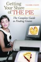 Getting Your Share of the Pie book summary