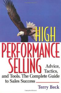 High Performance Selling book summary