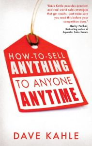 How to Sell Anything to Anyone Anytime book summary