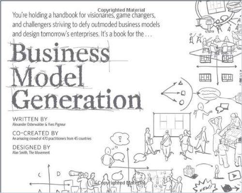Image of: Business Model Generation