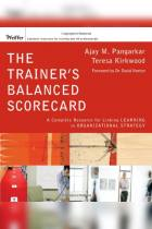 The Trainer's Balanced Scorecard