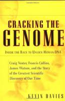 Cracking the Genome book summary