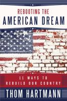 Rebooting the American Dream book summary