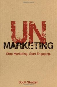 UnMarketing book summary