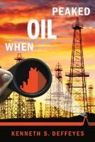 When Oil Peaked book summary