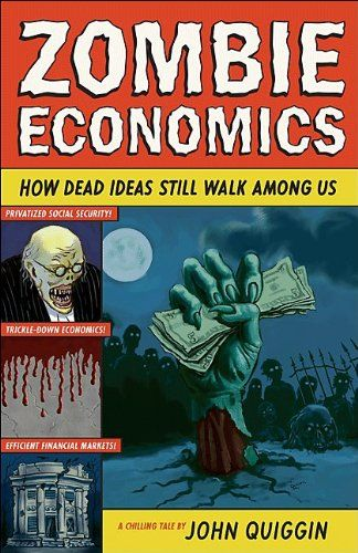 Image of: Zombie Economics