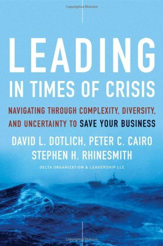 Image of: Leading in Times of Crisis