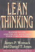 Lean Thinking book summary