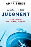 A Call for Judgment book summary