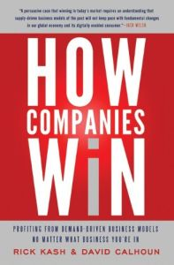 How Companies Win book summary