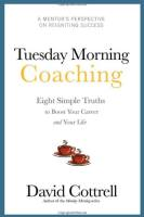 Tuesday Morning Coaching book summary
