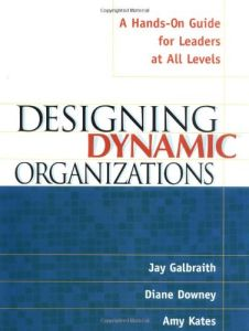 Designing Dynamic Organizations book summary