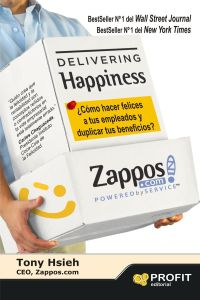 Delivering Happiness resumen de libro